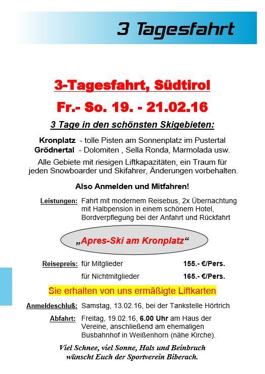 3tagesfahrt2016_Südtirol
